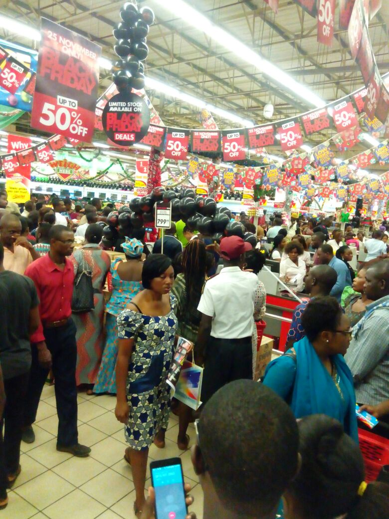 black friday in shoprite